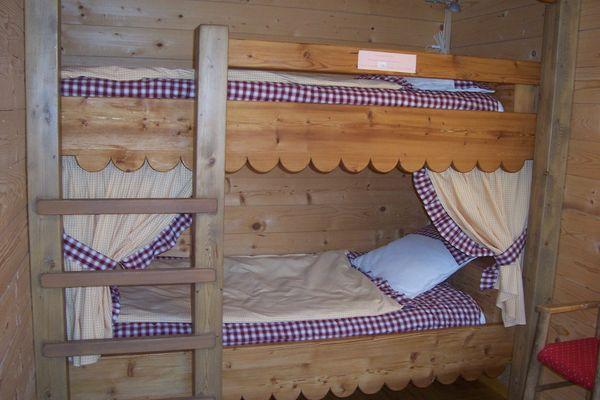 les lits en alcove lancienne - Lits Alcove